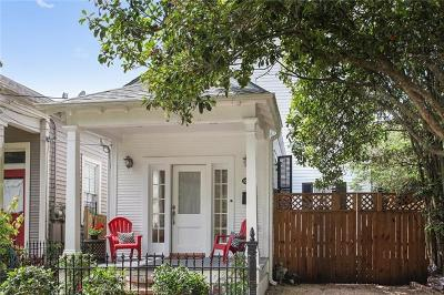 New Orleans Single Family Home For Sale: 1032 Burdette Street