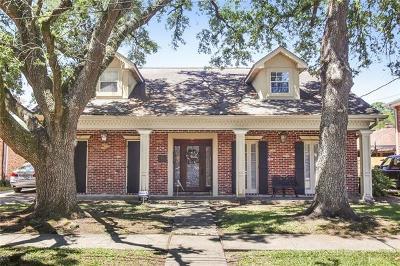River Ridge, Harahan Single Family Home For Sale: 176 Macque Drive