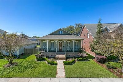 New Orleans Single Family Home Pending Continue to Show: 6934 General Diaz Street