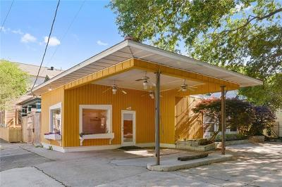 Single Family Home For Sale: 900 Opelousas Avenue