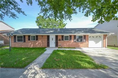 Kenner Single Family Home For Sale: 512 E Louisiana State Drive