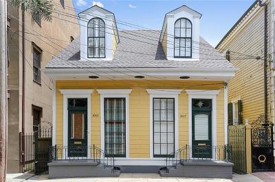 New Orleans Condo For Sale: 1017 Esplanade Avenue #2