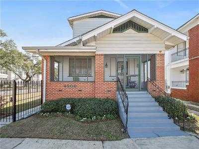 Single Family Home For Sale: 4306 S Tonti Street