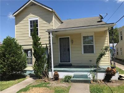 New Orleans Single Family Home For Sale: 3761 Pauger Street
