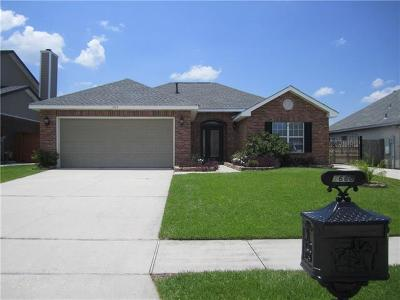 Marrero Single Family Home Pending Continue to Show: 1668 Nottingham Drive