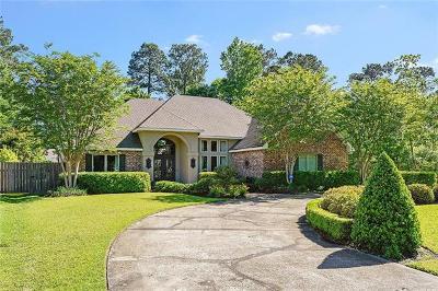 Single Family Home For Sale: 104 Fontainbleau Drive