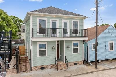 New Orleans Single Family Home For Sale: 1507 Leonidas Street