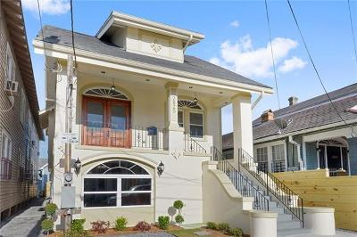 New Orleans Single Family Home For Sale: 2825 Milan Street
