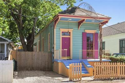 New Orleans Single Family Home For Sale: 4016 Annunciation Street