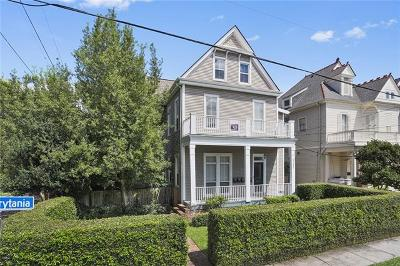 New Orleans Condo For Sale: 5127 Prytania Street #4