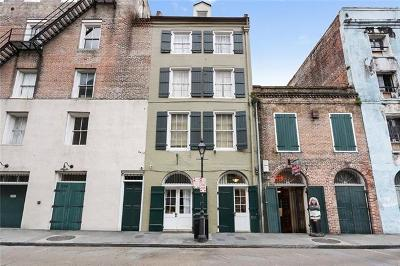 New Orleans Multi Family Home For Sale: 506 Conti Street