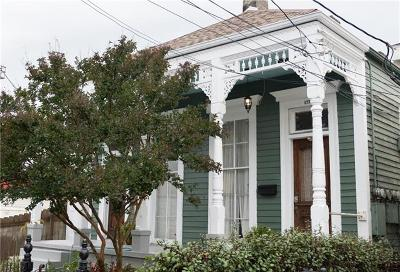 New Orleans Multi Family Home For Sale: 1727 Clio Street