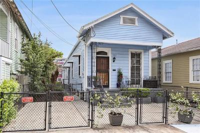 New Orleans Single Family Home For Sale: 4022 Constance Street