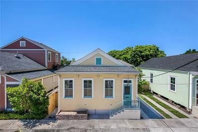 New Orleans Single Family Home For Sale: 1506 Joliet Street