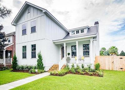 New Orleans Single Family Home For Sale: 6394 General Diaz Street