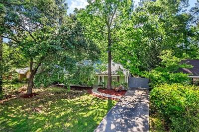 Mandeville Single Family Home Pending Continue to Show: 2161 Biron Street