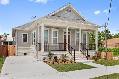 New Orleans Single Family Home For Sale: 3363 Desaix Avenue
