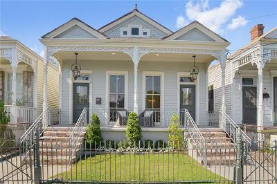 New Orleans Single Family Home For Sale: 4819 Camp Street