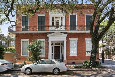 New Orleans Condo For Sale: 740 Esplanade Avenue #4