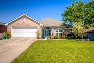 Slidell Single Family Home For Sale: 166 Pebble Beach Drive