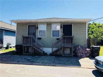 New Orleans Multi Family Home For Sale: 2135 Pauger Street