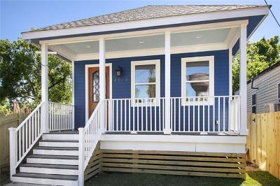 New Orleans Single Family Home For Sale: 8616 Cohn Street
