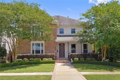 New Orleans Single Family Home For Sale: 6707 Marshal Foch Street