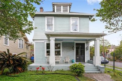New Orleans Single Family Home For Sale: 1838 Dublin Street