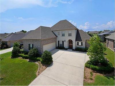 Slidell Single Family Home For Sale: 162 Cypress Lakes Drive