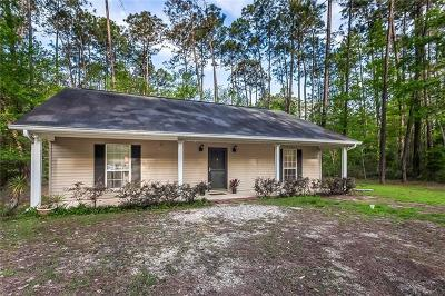 Single Family Home For Sale: 69393 Brown Street