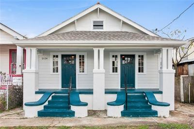 Single Family Home For Sale: 2126 Onzaga Street