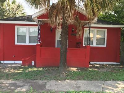 Single Family Home For Sale: 3931 McFarland Street