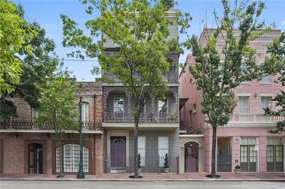 New Orleans Condo For Sale: 828 St Charles Avenue #6
