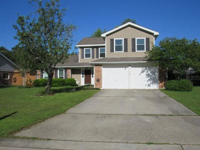 Slidell Single Family Home For Sale: 3044 E Meadow Lake Drive