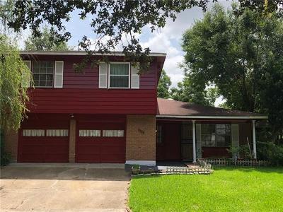 Single Family Home For Sale: 2128 Easter Lane