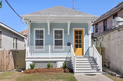 New Orleans Single Family Home For Sale: 1629 N Roman Street