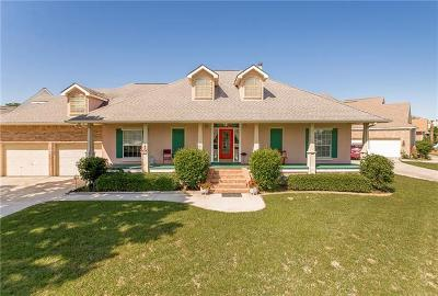 Slidell Single Family Home For Sale: 200 Intrepid Drive