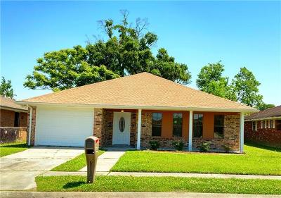 Single Family Home For Sale: 4541 Lafon Drive