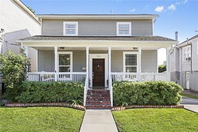 New Orleans Single Family Home For Sale: 758 Germain Street