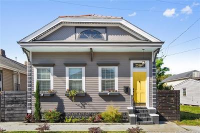 Single Family Home For Sale: 2504 Saint Ann Street