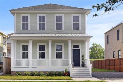 Single Family Home For Sale: 1008 Delaronde Street