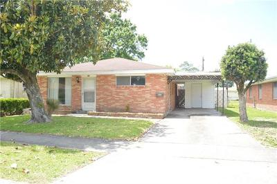 Harvey Single Family Home For Sale: 1384 Redwood Drive