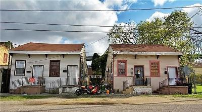 New Orleans Multi Family Home For Sale: 327 Socrates Street