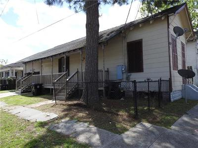 New Orleans Single Family Home For Sale: 2735 George Nick Connor Drive