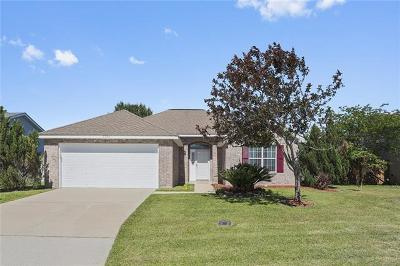 Slidell Single Family Home For Sale: 2206 Summertree Drive