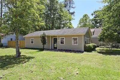Single Family Home For Sale: 1538 Penrose Street