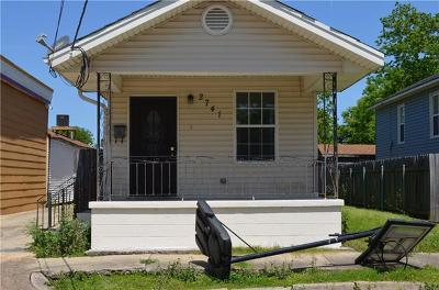 Single Family Home For Sale: 2741 Dreux Avenue