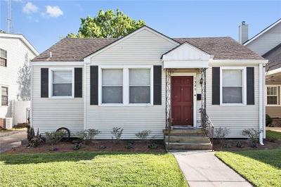 Single Family Home For Sale: 1908 Fig Street