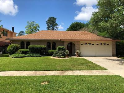 Slidell Single Family Home For Sale: 1425 Constitution Drive