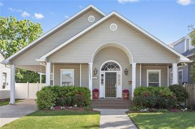 Metairie Single Family Home For Sale: 1912 Fig Street